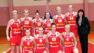 Orduspor - Fortuna Klaıpeda: 94-69 (Fıba Kadınlar Eurocup)