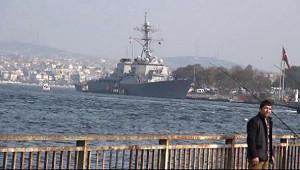 Tgb'liler ABD Gemisine Yürüdü,
