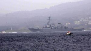 O Gemi Çanakkale'den Türk Bayrağıyla Geçti