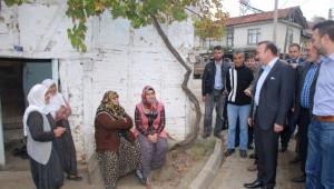 Başkan Doğan Köy Ziyaretlerini Sürdürüyor