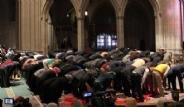 Washington Ulusal Katedralinde İlk Kez Cuma Namazı Kılındı