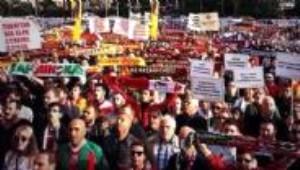 İzmirli Taraftarlardan Erdoğan'ı Kızdıracak Slogan