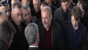 MHP'li Oktay Vural'ın Eşi Toprağa Verildi