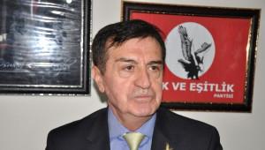 Pamukoğlu: Eski Kaşarlarla Parti Kurulmaz