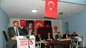 Posof İlçe Başkanı Songül Öner Güven Yeniledi