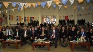 AK Parti Çayırlı ve Otlukbeli Kongreleri Bakan Yıldırımın Katılımıyla Gerçekleşti