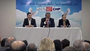 CHP İl Başkanlığında