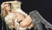 41 Yaşındaki Heidi Klum'dan Cüretkar Pozlar