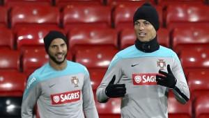 Crıstıano Ronaldo Tekrar Old Trafford'da
