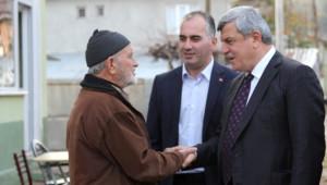 Başkan Karaosmanoğlu Karamürsel Köylerinde İncelemelerde Bulundu