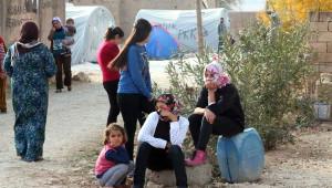 Kobani'de Çatışmların Yerini Sesizlik Aldı (2)