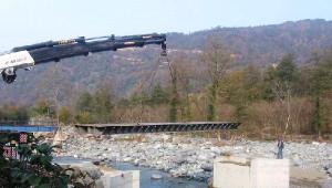 Kaçak Hes Köprüsünde Yıkım Kararı 9 Ay Sonra Uygulanabildi