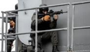 SAT Komandoları Kapılarını Basın Mensuplarına Açtı