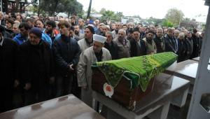 Samsunsporlu Ercan'ın Acı Günü