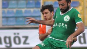 Adanaspor: 0 - Giresunspor: 2