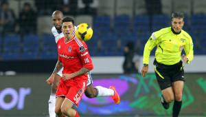 Beşiktaş: 2 - Kasımpaşa: 0