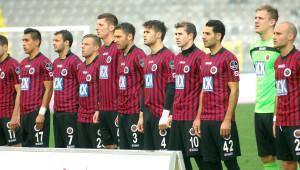 Gençlerbirliği: 2 - Kardemir Karabükspor: 2