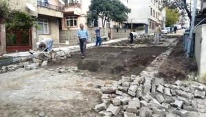 Tekirdağ'da Yol Bakım ve Onarım Çalışmaları Devam Ediyor
