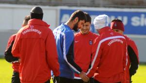 Trabzonspor'da Kharkiv Hazırlıkları Sürüyor