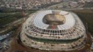 Bursaspor'un Yeni Stadı, En Heyecan Verici Statlar Arasında