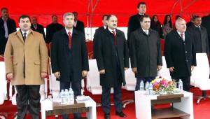 Siverek'te Yapımı Tamamlanan Tesisler Açıldı