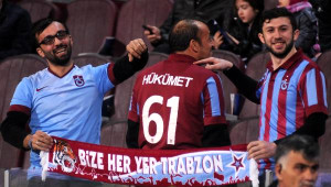 Trabzonspor - Metalist Kharkiv Fotoğrafları