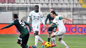 Akhisar Belediyespor: 0 - Torku Konyaspor: 0
