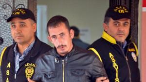 Hamile Eşini Öldüren Firari Koca Kızını Özleyince Yakalandı