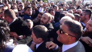 Kahramanmaraş'ta Sedat Peker İzdihamı