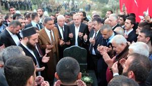Kahramanmaraş'ta Sedat Peker İzdihamı (2)