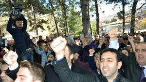 Mustafa Sarıgül Simav'da