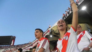 Superclasico'da Zafer River Plate'in