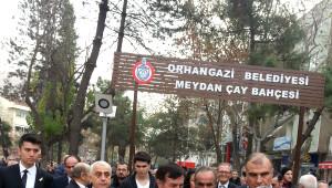 Hepar Genel Başkanı Pamukoğlu Orhangazi'de