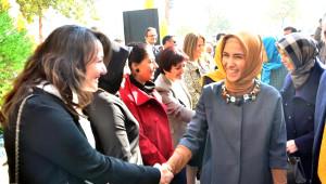 Sümeyye Erdoğan, Kurduğu Derneğin Şubesini Açtı