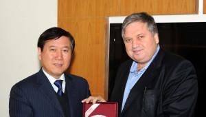 Turgut Özal Üniversitesi Çin'e Açılıyor