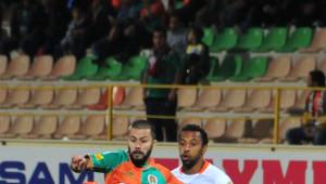 Albimo Alanyaspor - Adanaspor: 2-3