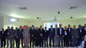 Harmancık'ta Yönetim Hasan Hüseyin Temel'e Teslim