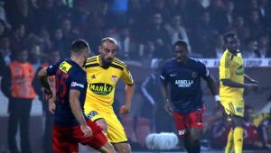 Mersin İdmanyurdu: 2 - Sivasspor: 0