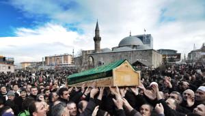 Seyfullah Gülen'in Naaşı Korucuk Köyüne Gönderildi