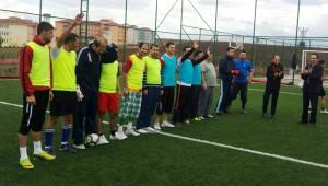 Nil Koleji Velilerinden Futbol Turnuvası