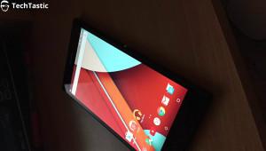 Android 5.0 Lollipop'lu Xperia Z Ultra'dan İlk Görüntüler