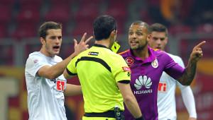 Galatasaray: 2 - Eskişehirspor: 1 (İlk Yarı)