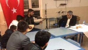 Şarköy Kaymakamı Güney'den Yurt-Kur Öğrencilerine Seminer