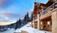 Zenginlerin Milyon Dolarlık Kış Evleri