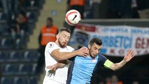 Keçiörengücü: 1 - Trabzonspor: 1