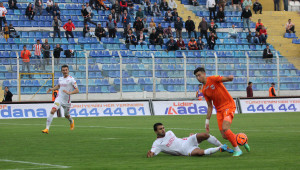 Adanaspor: 0- Boluspor: 2