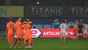 Antalyaspor - Albimo Alanyaspor: 0-4