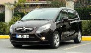 Opel Performansı Zafira Konforu