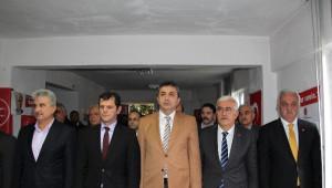 Çatalzeytin'de MHP 9. Olağan Genel Kurul Toplantısı Yapıldı