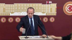 CHP'li Hamzaçebi'den Cumhurbaşkanı ve Başbakan'a Tepki -1